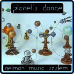 planets dance