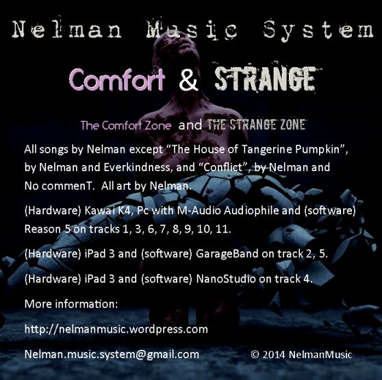 comfort & strange credits