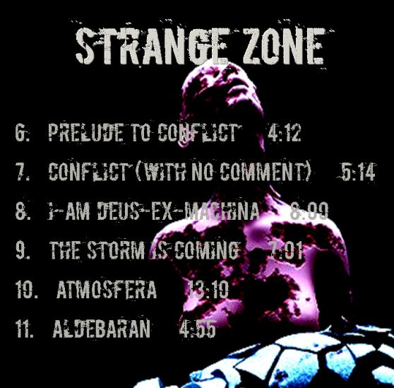 strange zone credits
