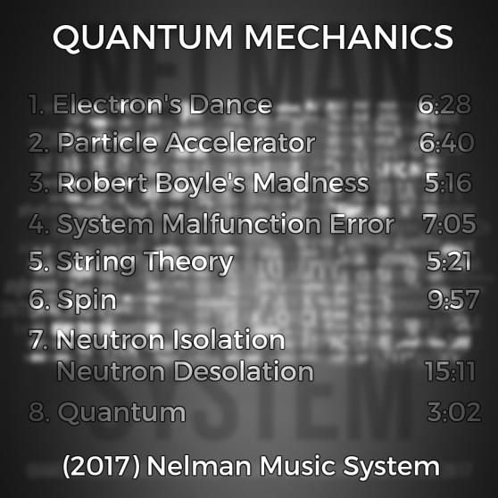 Quantum Mechanics Contraportada